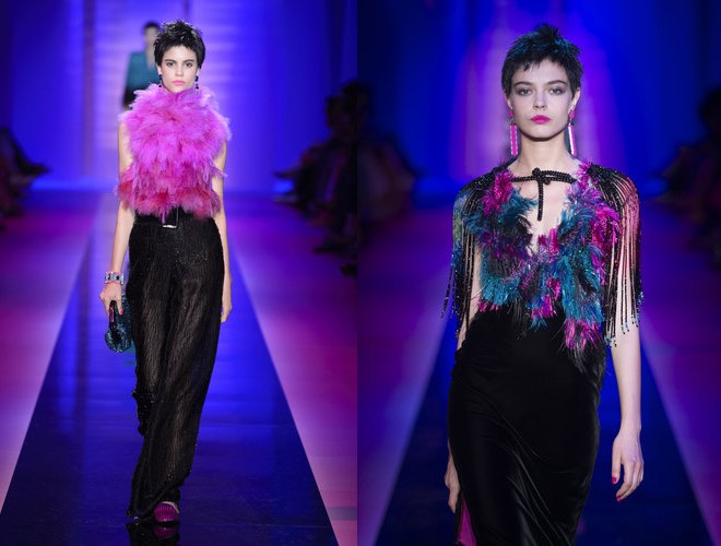 Armani alta moda autunno inverno 2015-2016