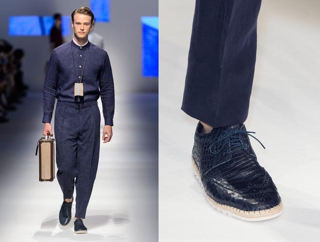 Uomo 7 modi per abbinare le scarpe blu - Scarpe Alte - Scarpe basse 28b779164ac