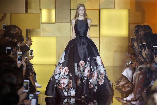 Elie Saab Haute Couture Fall Winter 2015/2016