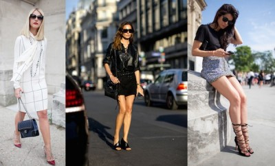 Parigi street style alta moda