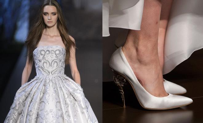 Ralph e Russo alta moda A-I 2015-16
