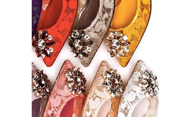 Scarpe gioiello donna 2015