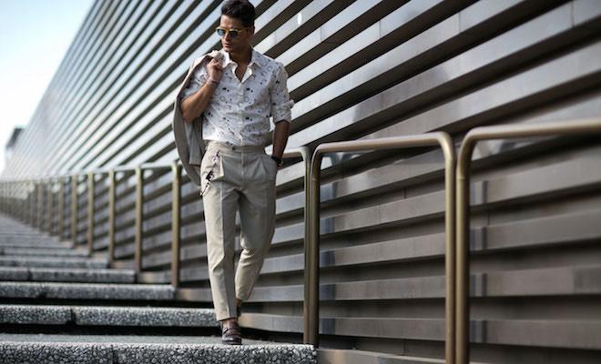 Street Style Firenze Pitti Uomo