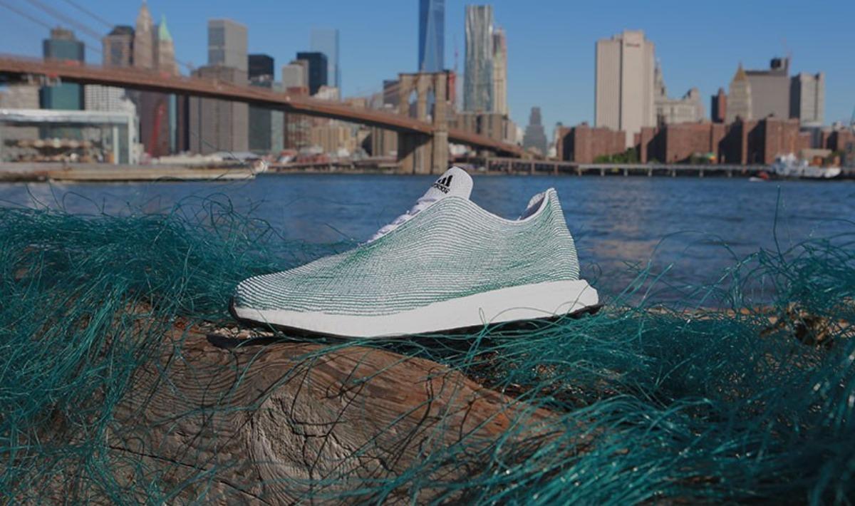 adidas plastica oceani