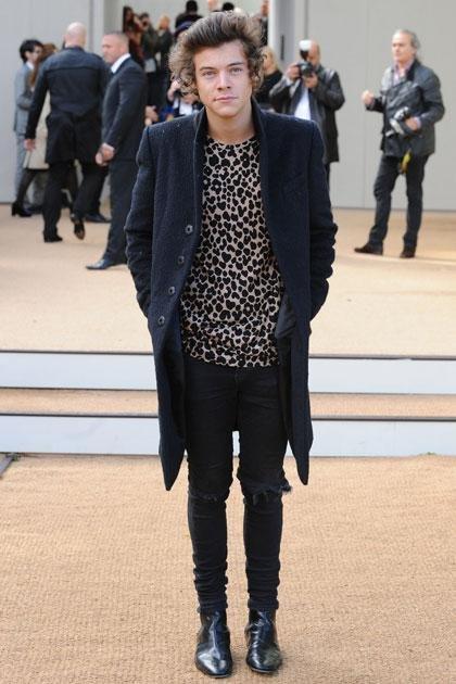 Le scarpe di Harry Styles, che lo stile ce l'ha nel nome