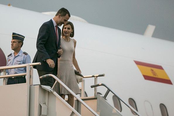 Felipe e Letizia di Spagna
