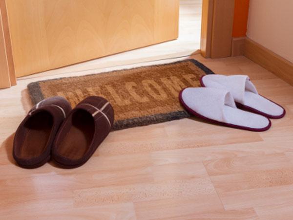 Perch togliersi le scarpe in casa bello ma non for Casa di 4000 piedi quadrati