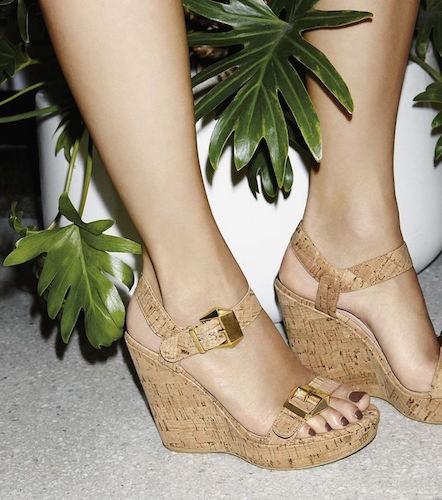 sandali e smalto