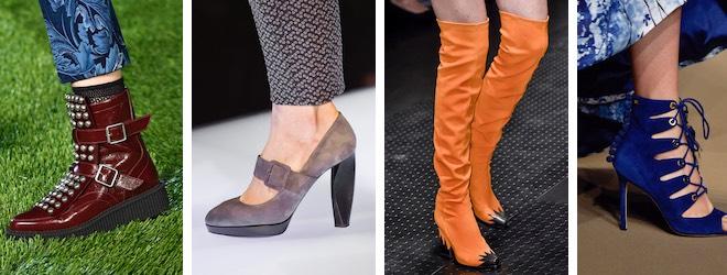 scarpe e stivali donna inverno 2015
