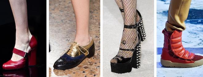 scarpe invernali donna 2015