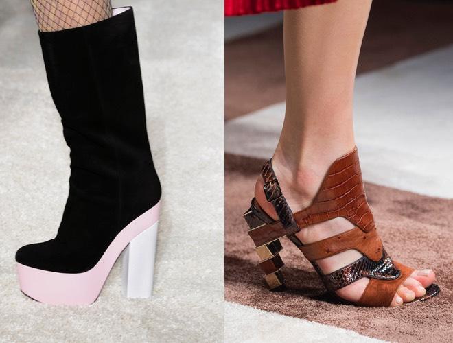 scarpe moda inverno 2015