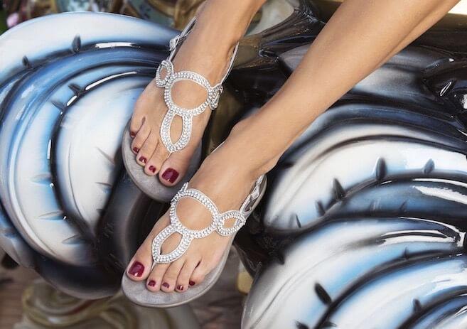 scholl- sandalo gioiello