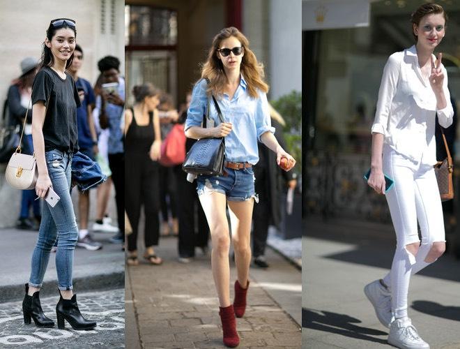 street stile parigi 2015