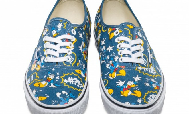scarpe vans disney adulto