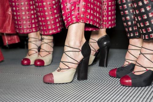 Emporio Armani scarpe donna inverno 2015
