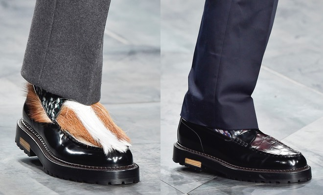 Fendi scarpe uomo inverno 2015-2016