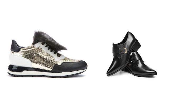 Geox scarpe donne autunno inverno 2015-2016. Prezzi - Scarpe Alte ... c62a8f6455c