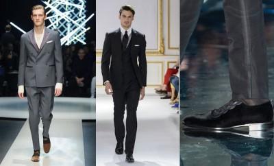 Scarpe per abito da sera uomo