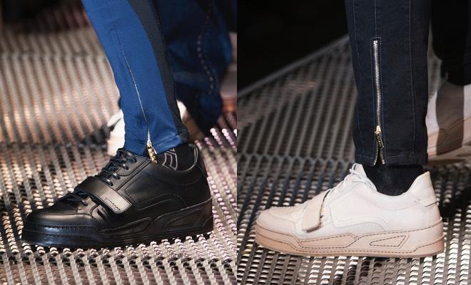 Scarpe uomo Versace autunno inverno 2015-2016