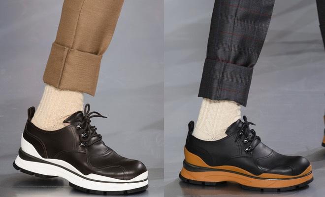 Scarpe uomo Louis Vuitton inverno 2016