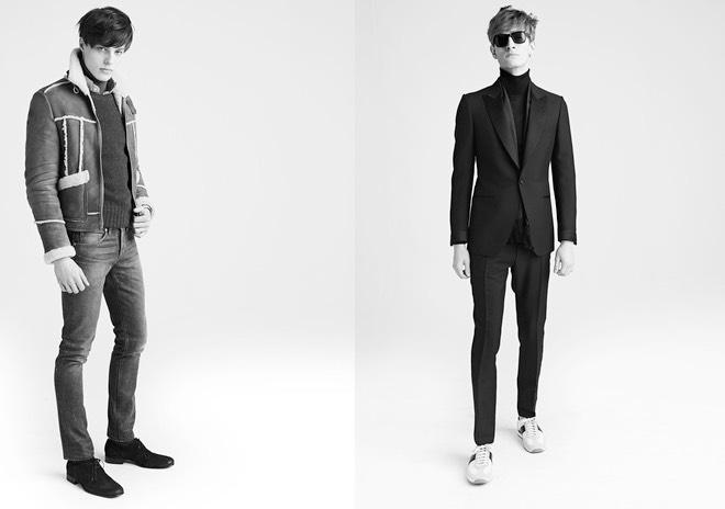 Tom Ford moda uomo inverno 2015-2016