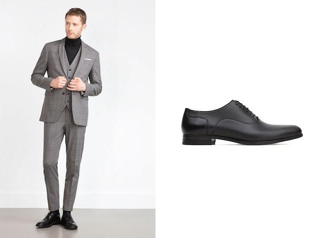Vestiti Matrimonio Uomo Zara : Zara uomo scarpe e vestiti prezzi foto