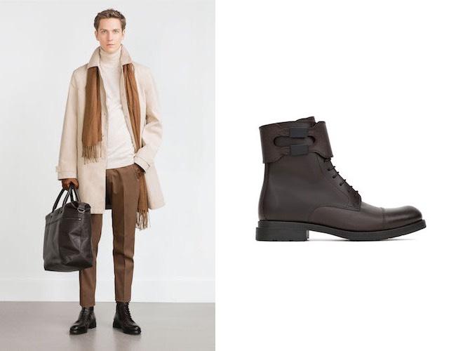 Zara catalogo autunno inverno 2015-2016