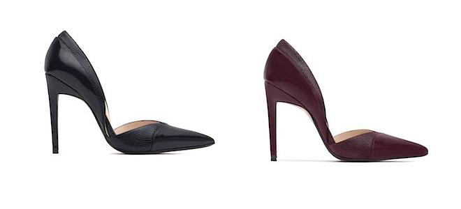 Zara scarpe donna inverno 2015-2016