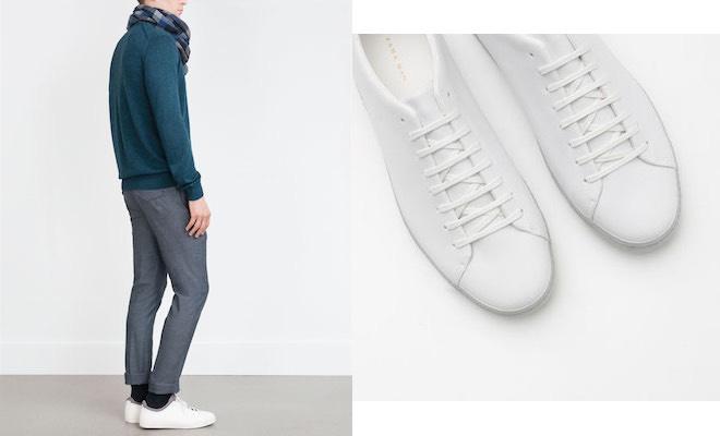 Zara uomo autunno inverno 2015-2016