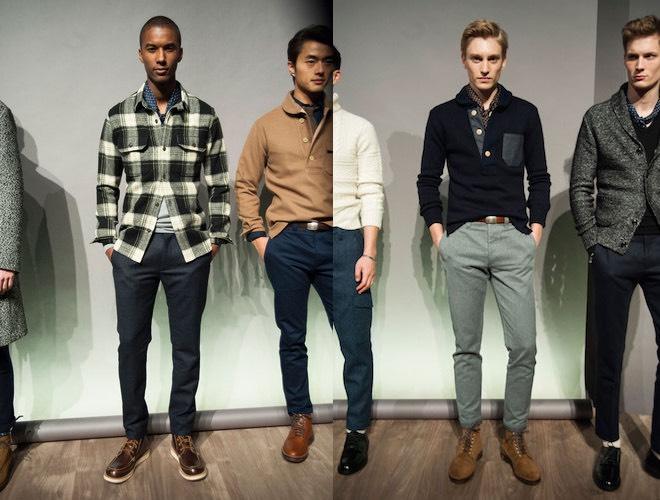 J crew moda uomo inverno 2015-2016