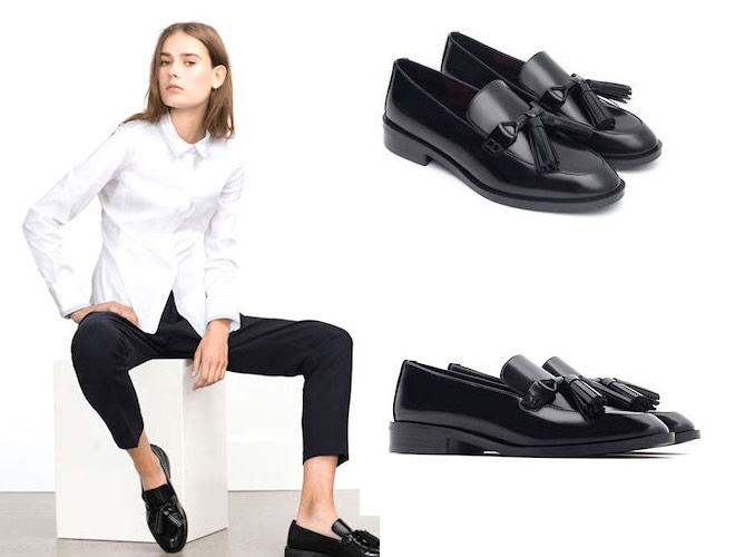 scarpe Zara donna inverno 2015-2016