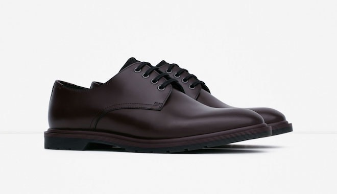 04dff065c2 Zara uomo 2015-2016, scarpe e vestiti. Prezzi e foto - Scarpe Alte ...
