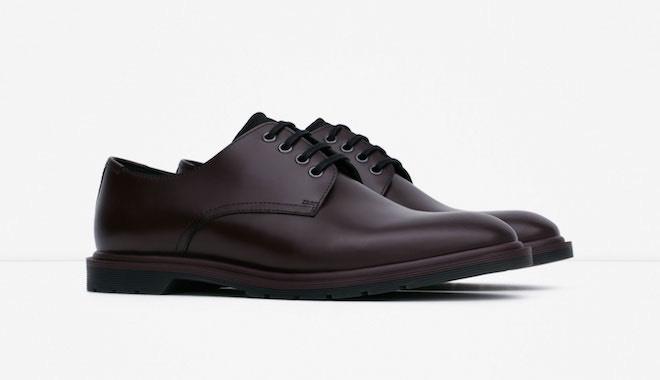 scarpe Zara uomo inverno 2016