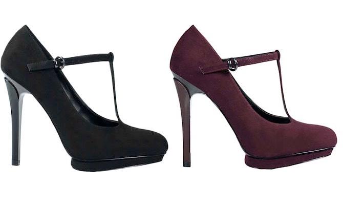 scarpe con il tacco Primadonna inverno 2015
