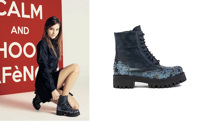 nuovo stile f8583 c6291 CafèNoir: scarpe e stivali autunno inverno 2015-2016. Prezzi ...