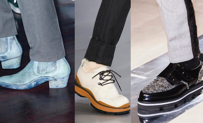 scarpe uomo inverno 2015-2016