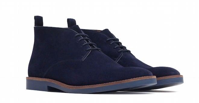 scarpe zara uomo autunno 2015