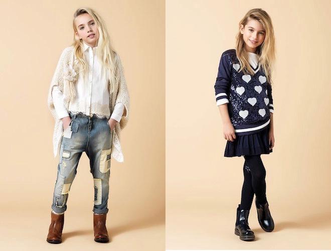 Autunno 2015 Twin Set Scarpe Vestiti E Collezione Inverno Bambina wOY7qSOU
