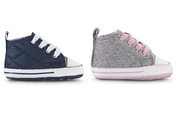 scarpe culla neonato converse