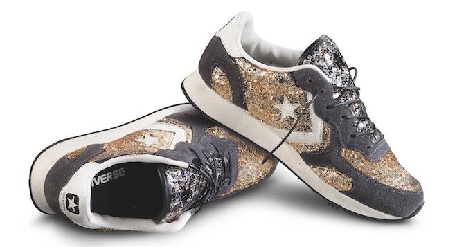 Converse donna inverno 2016-scarpe glitter