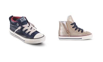 Converse scarpe bambini inverno 2016