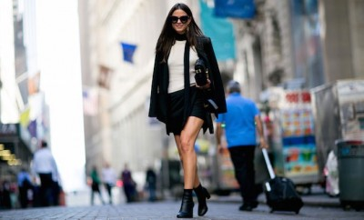 New York street style settembre 2015