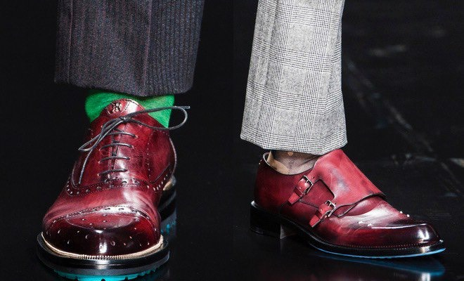 Richmont stringate-rosse-uomo2016