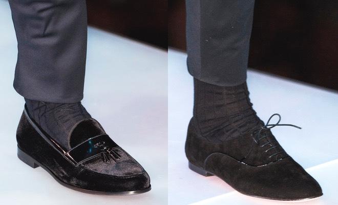 Scarpe Armani uomo 2015-2016