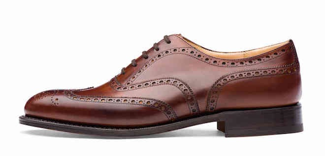 Scarpe churs inglesi