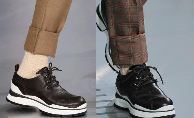 Scarpe uomo inverno Louis Vuitton