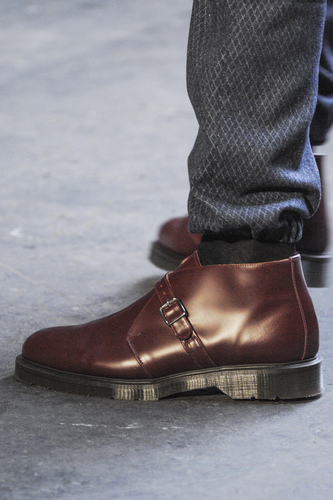 YMC uomo scarpe inverno 2015-2016