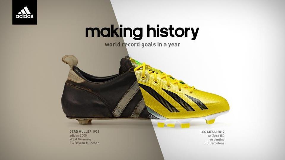 scarpe adidas nuove pubblicità