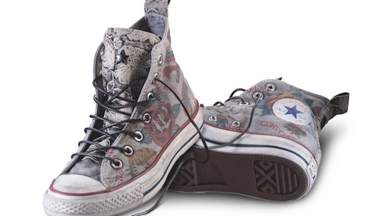 Converse inverno 2016, 9 scarpe in edizione limitata. Foto e