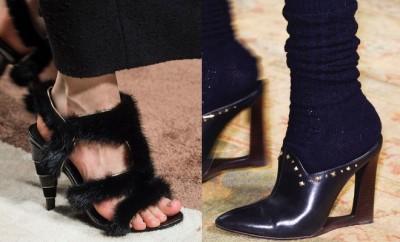 donna sandali zoccoli inverno 2016